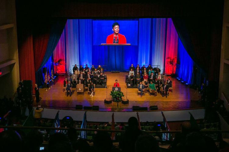 Mayor Keisha Lance Bottoms Inauguration